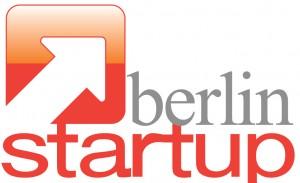 berlinstartup Logo Visitenkarten Vorderseite